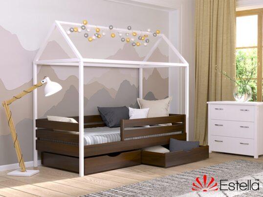 Деревянная кровать Амми