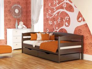Деревянная кровать Нота плюс