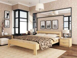 Деревянная кровать Рената 14 - Мир спальни
