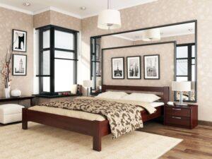 Деревянная кровать Рената 32 - Мир спальни