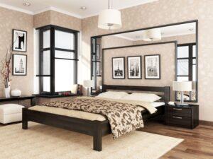Деревянная кровать Рената 36 - Мир спальни