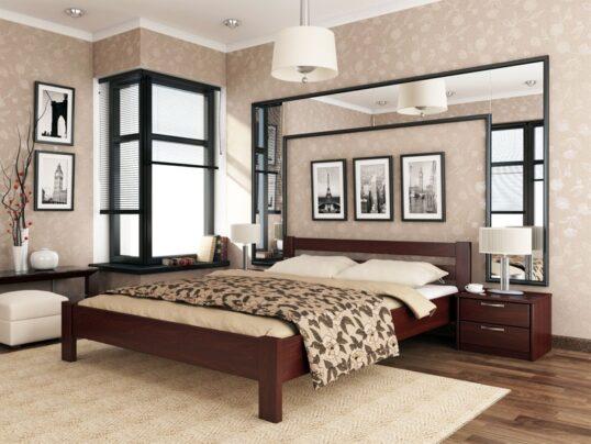 Деревянная кровать Рената 3 - Мир спальни