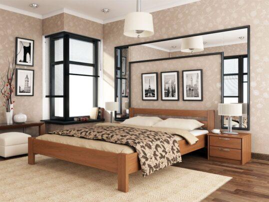Деревянная кровать Рената 4 - Мир спальни