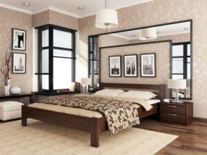 Деревянная кровать Рената 24 - Мир спальни