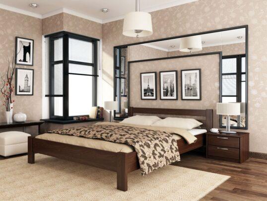 Деревянная кровать Рената 6 - Мир спальни