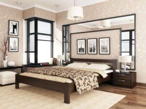 Деревянная кровать Рената 26 - Мир спальни