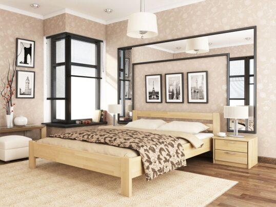 Деревянная кровать Рената 8 - Мир спальни
