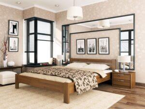 Деревянная кровать Рената 30 - Мир спальни