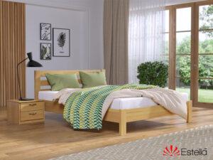 Деревянная кровать Рената Люкс 16 - Мир спальни