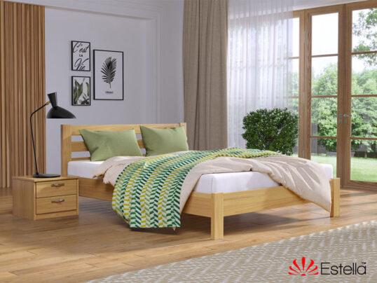 Деревянная кровать Рената Люкс 1 - Мир спальни