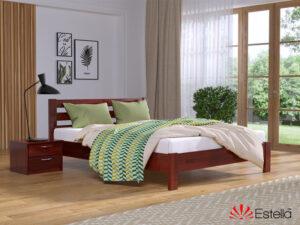 Деревянная кровать Рената Люкс 36 - Мир спальни