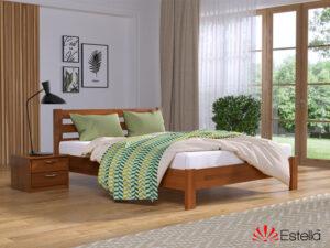 Деревянная кровать Рената Люкс 38 - Мир спальни