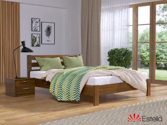 Деревянная кровать Рената Люкс 2 - Мир спальни