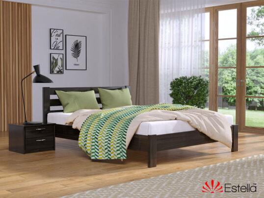 Деревянная кровать Рената Люкс 5 - Мир спальни