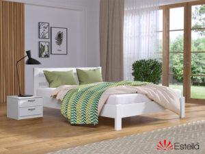 Деревянная кровать Рената Люкс 26 - Мир спальни
