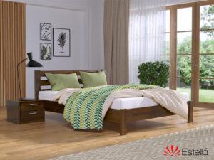 Деревянная кровать Рената Люкс 30 - Мир спальни