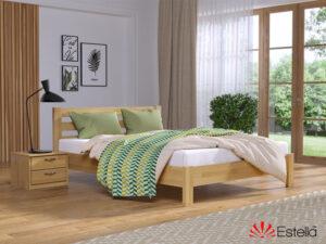 Деревянная кровать Рената Люкс 32 - Мир спальни
