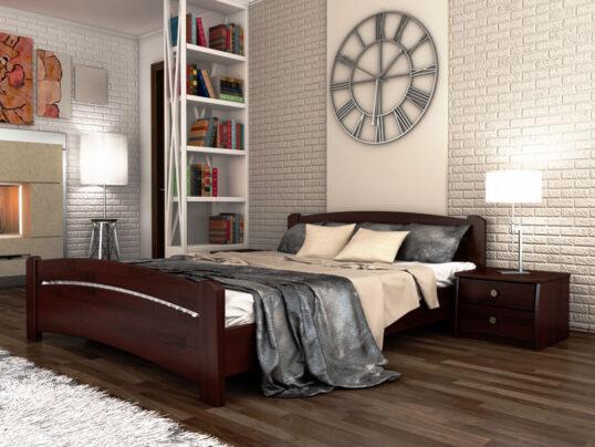 Деревянная кровать Венеция