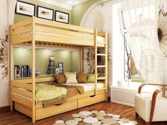 Двухярусная кровать Дуэт 2 - Мир спальни