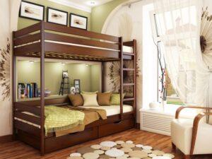 Двухярусная кровать Дуэт 23 - Мир спальни
