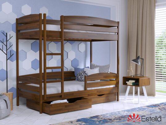 Двухярусная кровать Дуэт Плюс 10 - Мир спальни