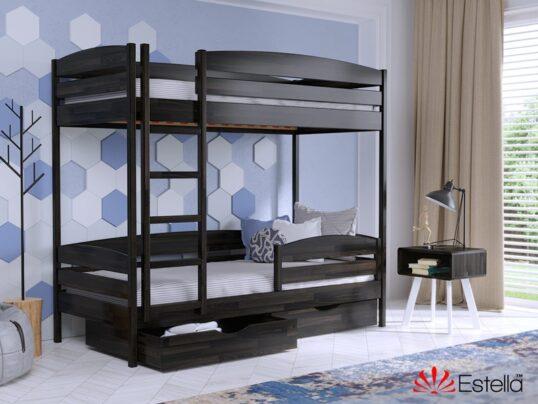 Двухярусная кровать Дуэт Плюс 13 - Мир спальни