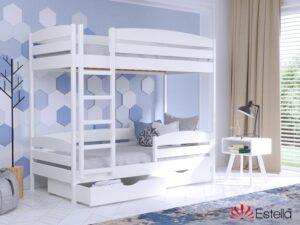 Двухярусная кровать Дуэт Плюс 42 - Мир спальни