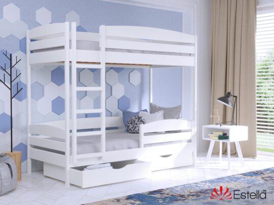 Двухярусная кровать Дуэт Плюс 14 - Мир спальни
