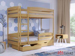 Двухярусная кровать Дуэт Плюс 18 - Мир спальни