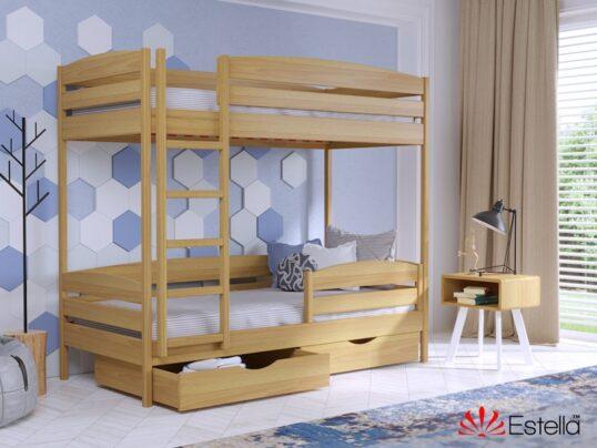 Двухярусная кровать Дуэт Плюс 2 - Мир спальни