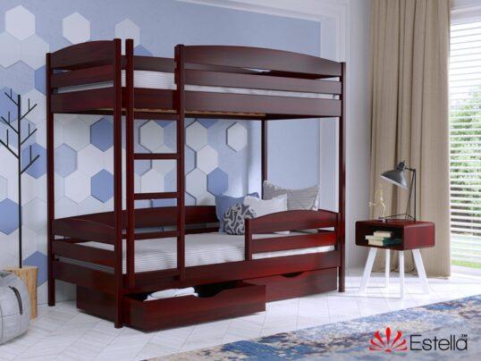 Двухярусная кровать Дуэт Плюс 4 - Мир спальни