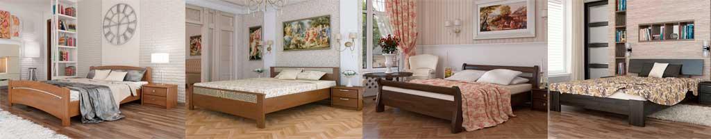 Скидака на деревянные кровати
